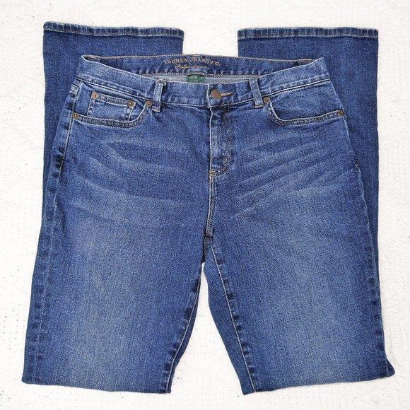 Lauren Jeans Co. Denim Jeans